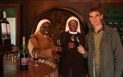 Ugandan Nuns Making Wine