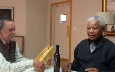 Wine for Madiba